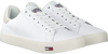 TOMMY HILFIGER Baskets basses ESSENTIAL TOMMY JEANS en blanc  - small
