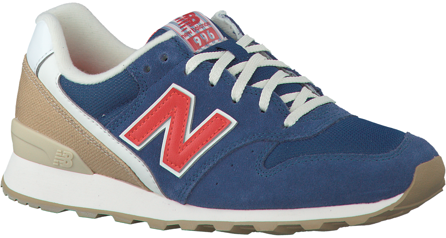 8f39fef2f61 Blauwe NEW BALANCE Sneakers WR996 WMN. NEW BALANCE. -50%. Previous