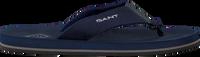 Blauwe GANT Slippers BREEZE - medium