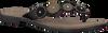 LAZAMANI Tongs 75.451 en noir - small
