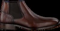 BRAEND Bottines chelsea 24986 en marron  - medium