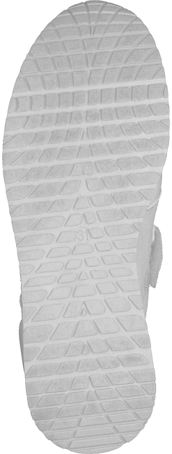 DEVELAB Baskets basses 41844 en blanc  - large