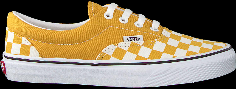 Gele VANS Sneakers ERA WMN
