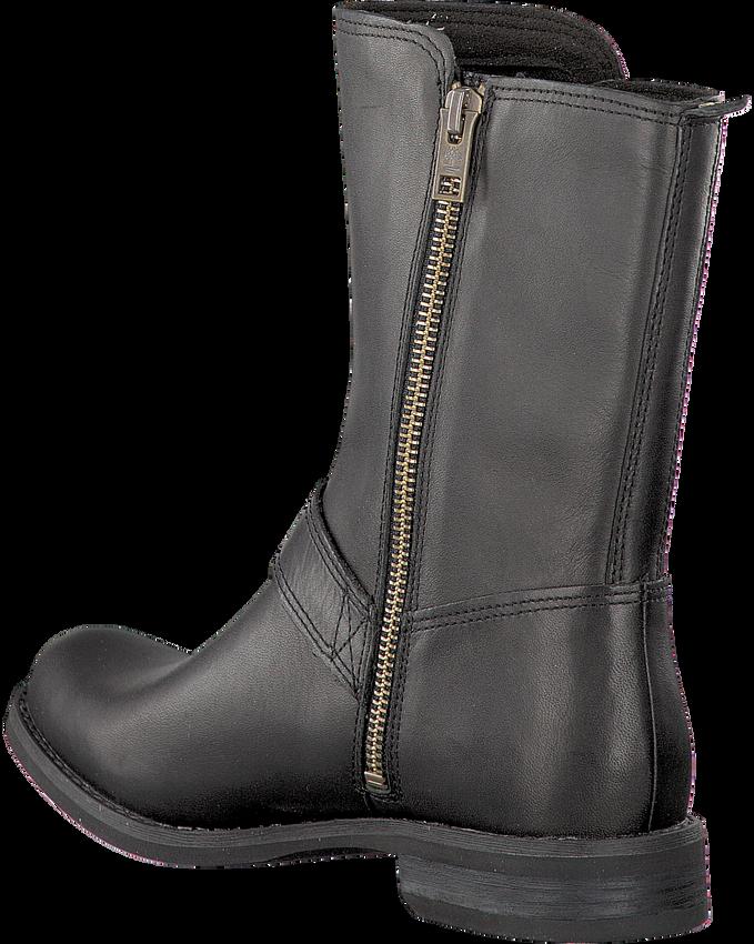 Zwarte TIMBERLAND Lange laarzen SAVIN HILL MID  - larger