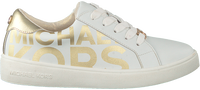 MICHAEL KORS Baskets basses AITANAW en blanc  - medium