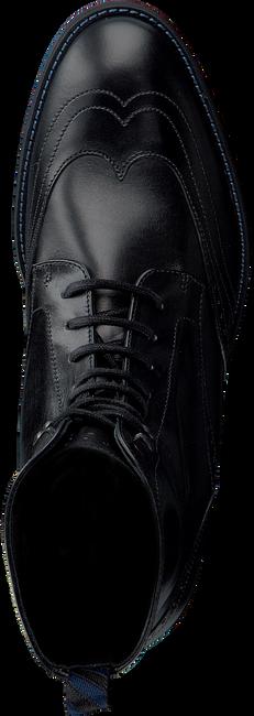FLORIS VAN BOMMEL Bottines à lacets 85631 en noir  - large
