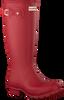 HUNTER Bottes en caoutchouc ORIGINAL KIDS en rouge - small