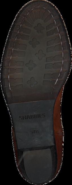 Cognac SHABBIES Enkellaarsjes 182020094 - large