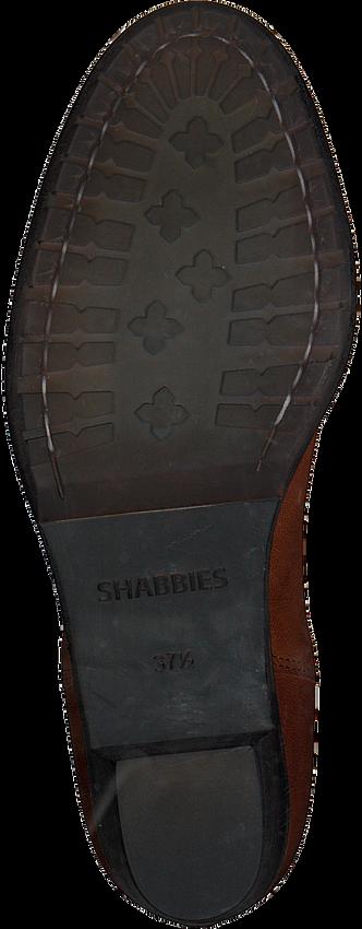 SHABBIES Bottines 182020094 en cognac - larger
