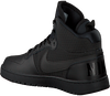 NIKE Baskets COURT BOROUGH MID WINTER en noir - small