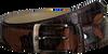 REHAB Ceinture BELT  CROCO ARMY W18 en cognac - small