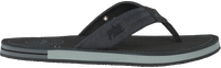 Zwarte PME Slippers HUNTER  - medium