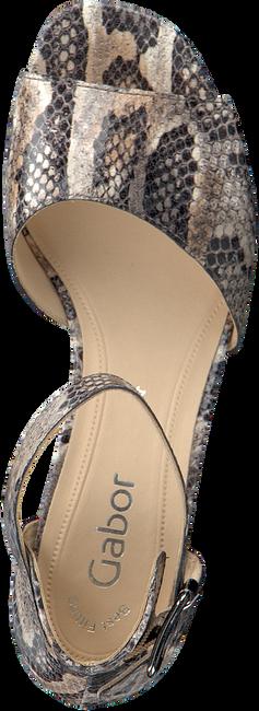 GABOR Sandales 723 en gris  - large