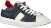 Blauwe HIP Lage sneakers H1344  - small