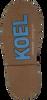 Blauwe KOEL4KIDS Lange laarzen JANNEKE  - small