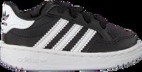 Zwarte ADIDAS Lage sneakers TEAM COURT EL I  - medium