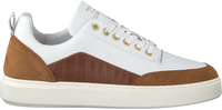 Witte CYCLEUR DE LUXE Lage sneakers MIMOSA  - medium
