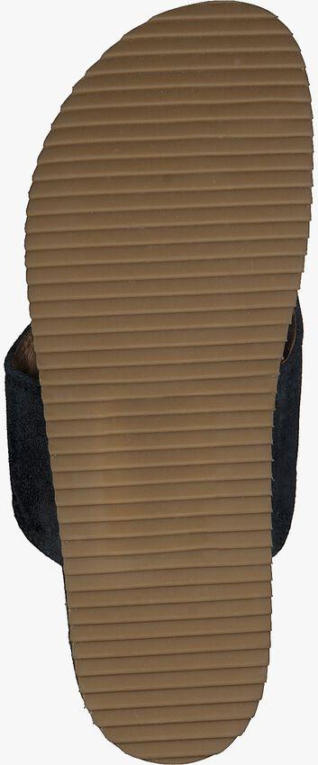 Zwarte MJUS Slippers 463004 - larger