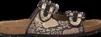Beige TORAL Slippers 11016  - medium