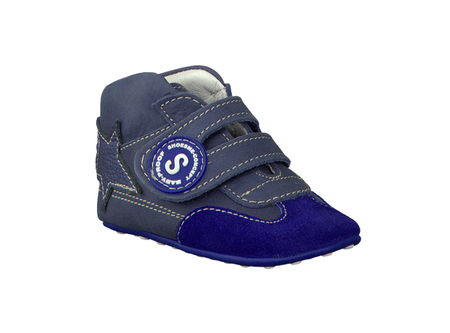 blauwe SHOESME Babyschoenen BP110490  - large