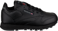 Zwarte REEBOK Sneakers CLASSIC LEATHER KIDS - medium