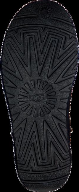 Zwarte UGG Vachtlaarzen W CLASSIC MINI II  - large