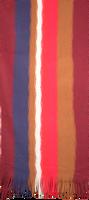 ABOUT ACCESSORIES Foulard 384.73.724.0-80100 en rouge  - medium