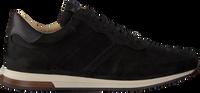 Zwarte MAZZELTOV Lage sneakers 20-9928  - medium