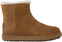UGG Bottes fourrure CLASSIC MINI BLVD en marron  - medium