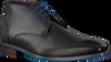 Grijze FLORIS VAN BOMMEL Nette schoenen 20040  - small