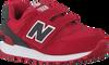NEW BALANCE Baskets KV574 en rouge - small