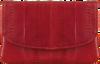 BECKSONDERGAARD Porte-monnaie HANDY RAINBOW AW19 en rouge  - small