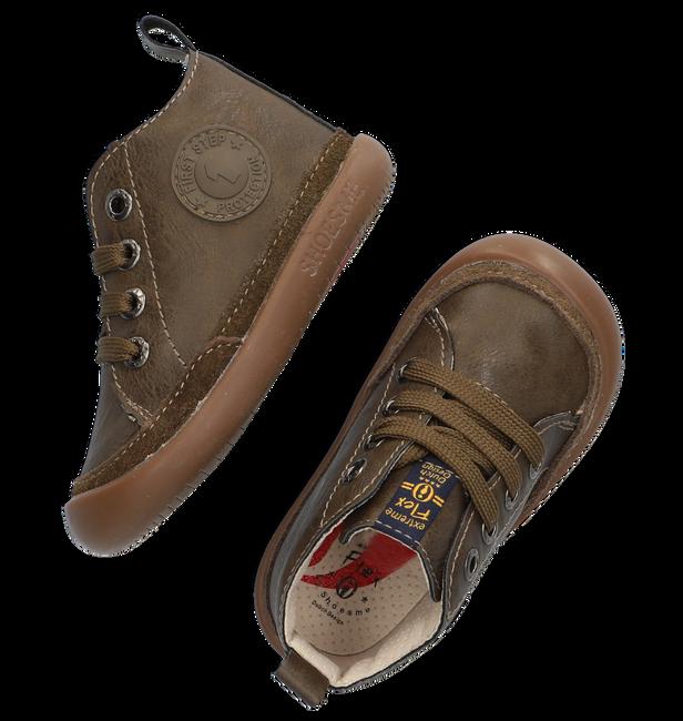 SHOESME Chaussures bébé BF8W001 en cognac - large