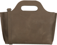 Taupe MYOMY Schoudertas MY CARRY BAG MINI  - medium