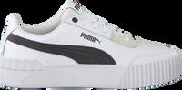 Witte PUMA Lage sneakers CARINA LIFT  - medium