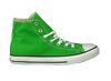 Groene CONVERSE Sneakers AS SEAS. HI KIDS  - small