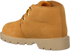 TIMBERLAND Bottines à lacets TBL 1973 NEWMAN CHUKKA WP KIDS en camel  - small
