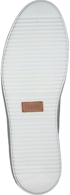 BLACKSTONE Baskets basses RM51 en gris  - large