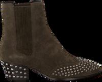Groene ASH Chelsea Boots HOOK - medium
