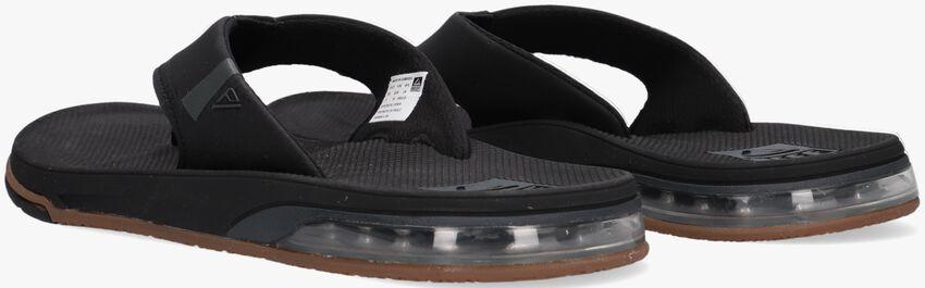 Zwarte REEF Slippers FANNING  - larger