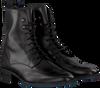 FLORIS VAN BOMMEL Bottines à lacets 85631 en noir  - small