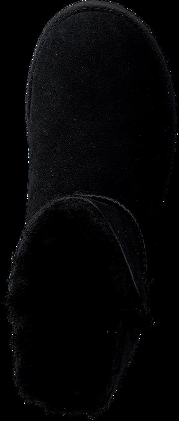 Zwarte UGG Enkellaarsjes CLASSIC CUFF MINI - larger