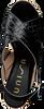 UNISA Espadrilles MIGUEL en noir  - small