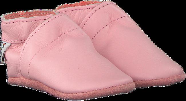 Roze BABY DUTCH Babyschoenen BABYSLOFJE  - large