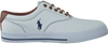 POLO RALPH LAUREN Chaussures à lacets VAUGHN en blanc - small