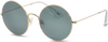 Gouden IKKI Zonnebril DUFOUR - small