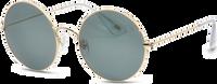 Gouden IKKI Zonnebril DUFOUR - medium