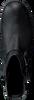 CLIC! Biker boots 8383 en noir - small