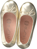 UNISA Ballerines CRESY en or  - small
