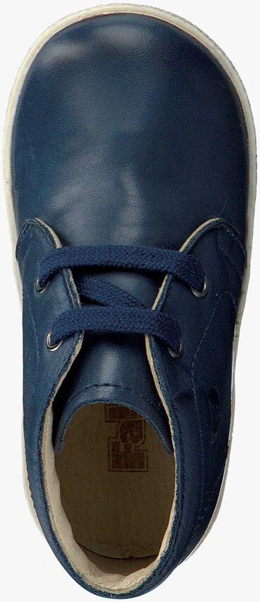 FALCOTTO Bottines à lacets CONTE en bleu - larger